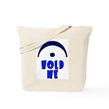 Fermata: Hold Me Tote Bag