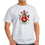 Wachter Family Crest   Light T-Shirt