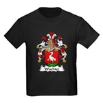 Wachter Family Crest   Kids Dark T-Shirt