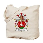 Wachter Family Crest   Tote Bag