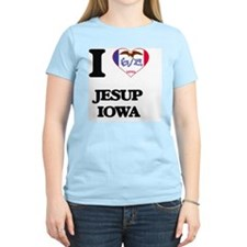 I love Jesup Iowa T-Shirt