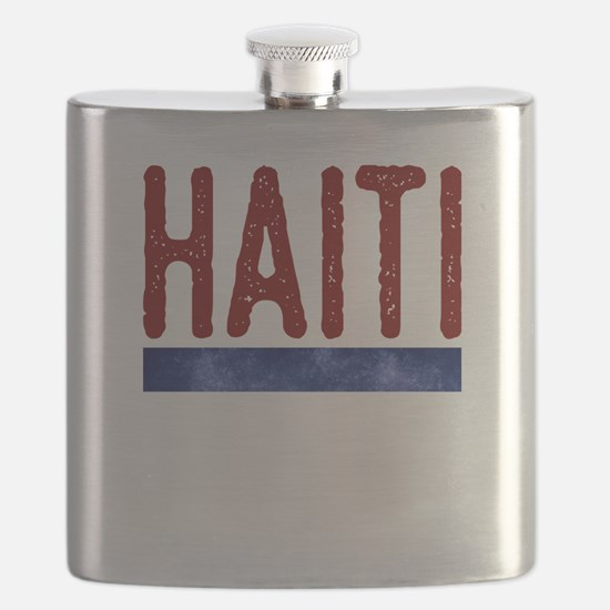 Haiti Flask
