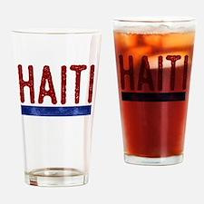 Haiti Drinking Glass