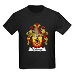 Volmer Family Crest Kids Dark T-Shirt