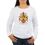 Volmer Family Crest Women's Long Sleeve T-Shirt