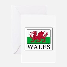 Wales Greeting Cards