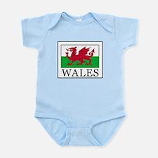 Wales Body Suit