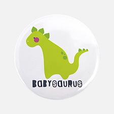 Babysaurus Button