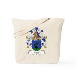Vogl Family Crest Tote Bag