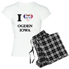 I love Ogden Iowa pajamas