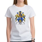Vett Family Crest Women's T-Shirt