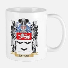 Batson Coat of Arms - Family Crest Mugs