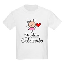 Cute Pueblo Colorado T-Shirt