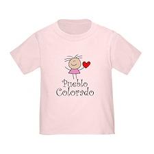 Cute Pueblo Colorado T