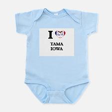 I love Tama Iowa Body Suit