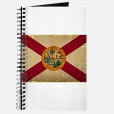 Florida State Flag VINTAGE Journal