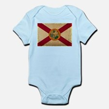 Florida State Flag VINTAGE Body Suit