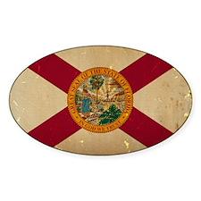 Florida State Flag VINTAGE Decal