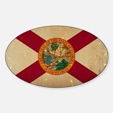 Florida State Flag VINTAGE Decal