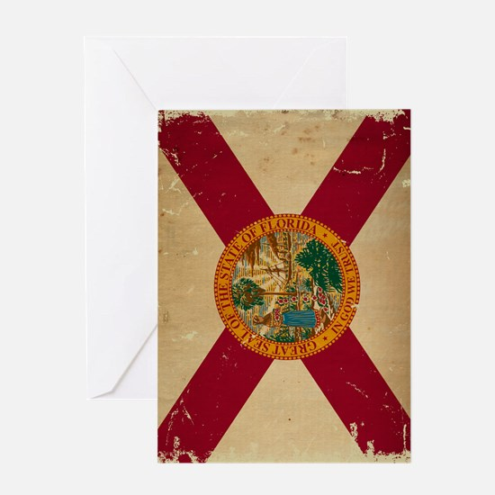 Florida VINTAGE Greeting Cards