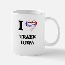 I love Traer Iowa Mugs