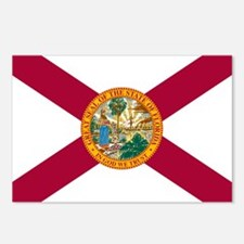 Florida State Flag Postcards (Package of 8)