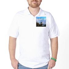 UPLIFTING JOHN 3:16 T-Shirt