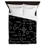 Science Queen Duvet Covers