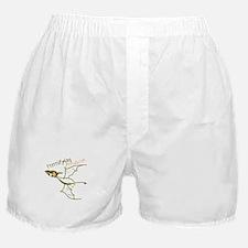 Terrifying Pterodactyl Boxer Shorts