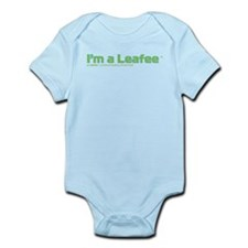 I am a Leafee Body Suit
