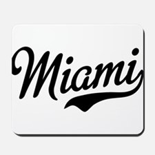 Miami Script Mousepad
