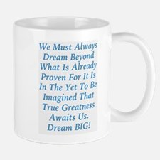 The Yet To Be Imagined Mugs