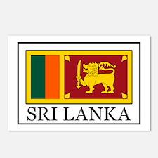 Sri Lanka Postcards (Package of 8)