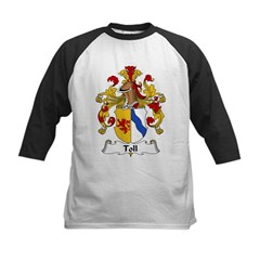Toll Family Crest Tee