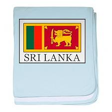Sri Lanka baby blanket