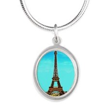 Eiffel Tower Illuminated Necklaces