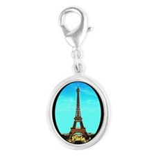 Eiffel Tower Illuminated Charms