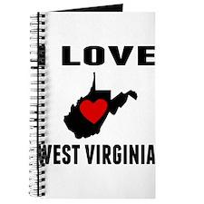 I Love West Virginia Journal