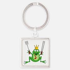 BBQ prince Keychains