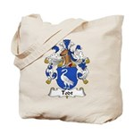 Todt Family Crest   Tote Bag