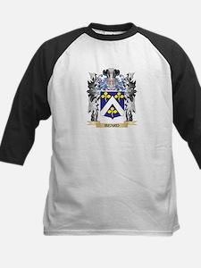Beard Coat of Arms - Family Crest Baseball Jersey