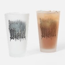 Metal 4 Drinking Glass