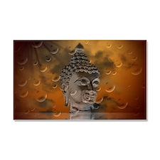 buddha Car Magnet 20 x 12