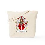 Thummel Family Crest  Tote Bag