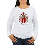 Thummel Family Crest  Women's Long Sleeve T-Shirt