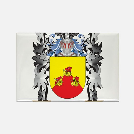 Becket Coat of Arms - Family Crest Magnets