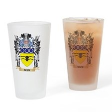 Beck Coat of Arms - Family Crest Drinking Glass