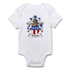 Thomas Family Crest Infant Bodysuit