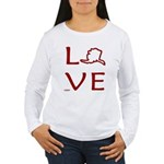Love Alaska Women's Long Sleeve T-Shirt