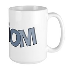 BP Letters Groom Mug